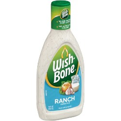 Wish-Bone® Ranch Salad Dressing - 16oz