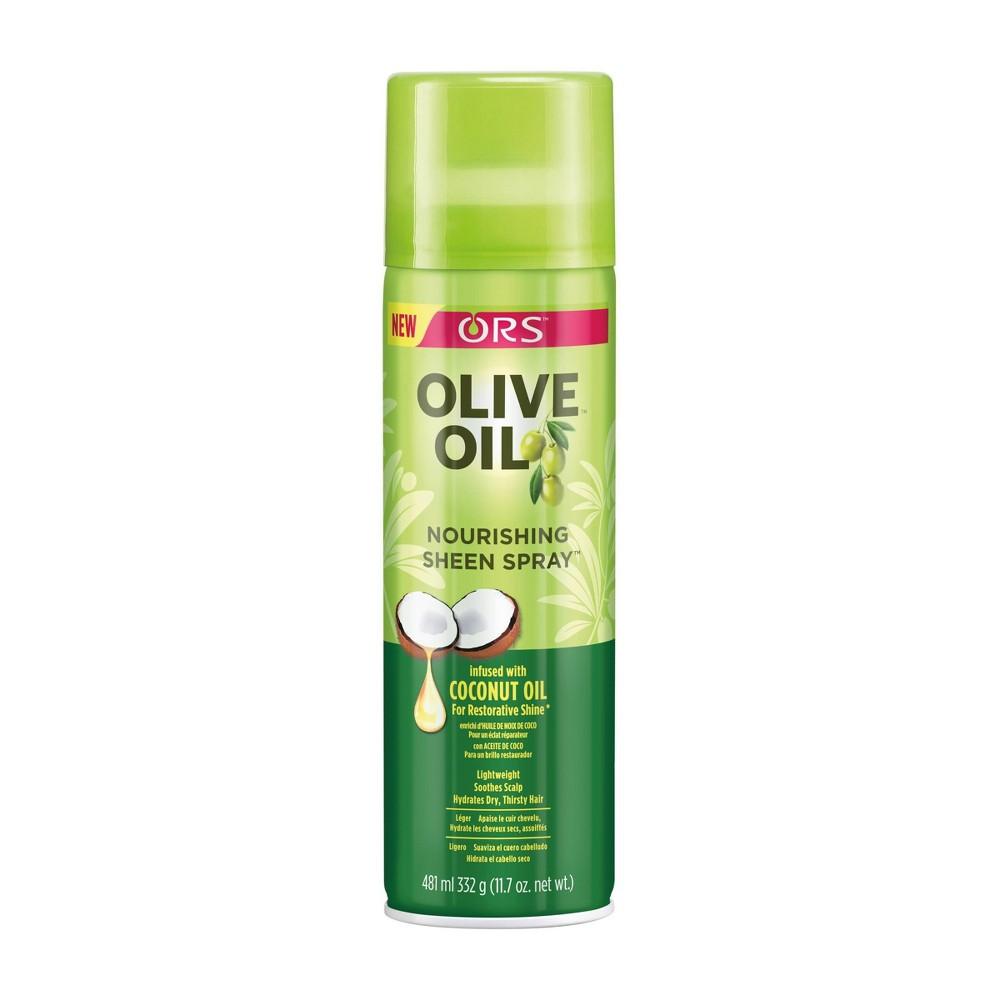 Ors Olive Oil Nourishing Sheen Spray - 11.5 oz