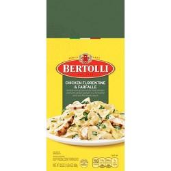 Bertolli Chicken Florentine & Farfalle - 24oz