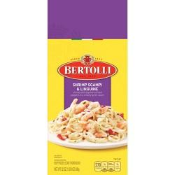 Bertolli Shrimp Scampi & Linguine - 24oz