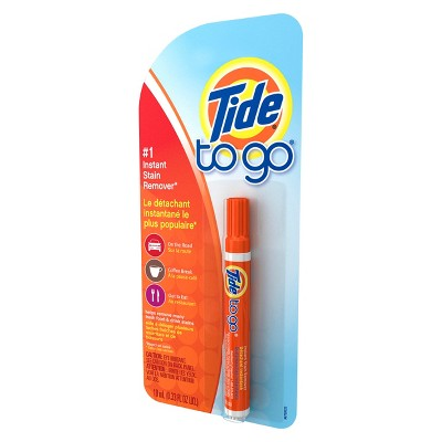Tide To Go Instant Stain Remover Pen - 1ct