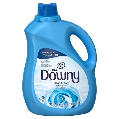 Ultra Downy® Clean Breeze™ Liquid Fabric Conditioner 103 Fl oz.