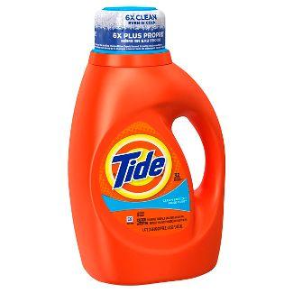 Tide Heavy Duty Liquid Laundry Detergent - 115oz