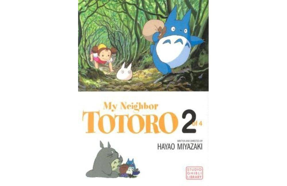 My Neighbor Totoro 2 (Paperback) (Hayao Miyazaki)