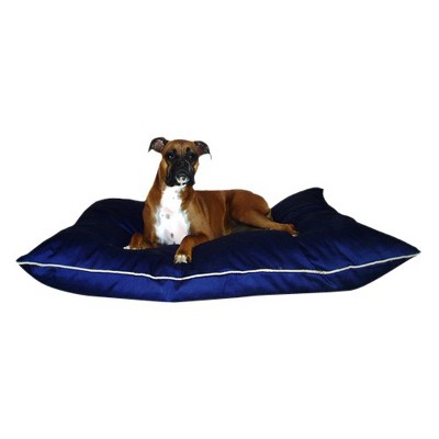 Majestic Pet® Super Value Pet Bed - L - Blue