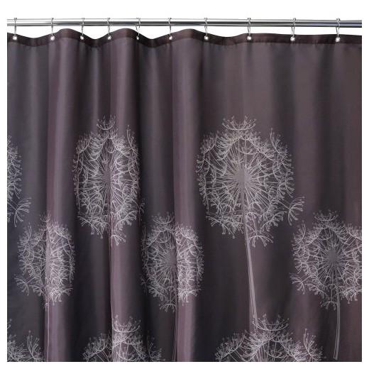 InterDesign Dandelion Shower Curtain : Target