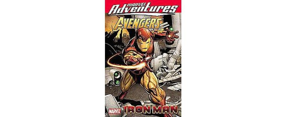 Marvel Adventures Avengers : Iron Man (Paperback)