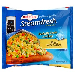 Birds Eye Steamfresh Selects Frozen Mixed Vegetables 12 oz