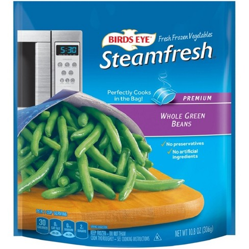 Birds Eye Steamfresh Premium Selects Frozen Whole Green Beans - 12oz - image 1 of 1