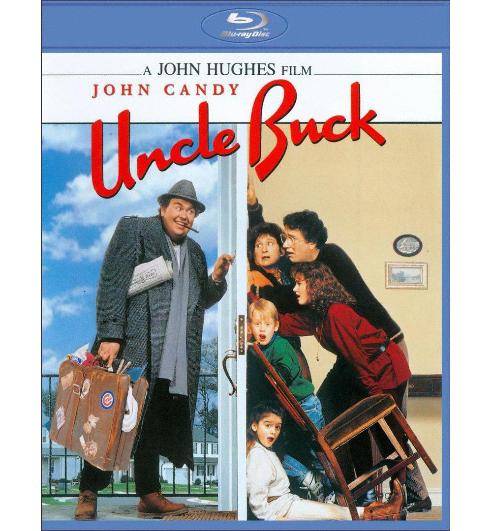 Uncle Buck [Blu-ray], Movies
