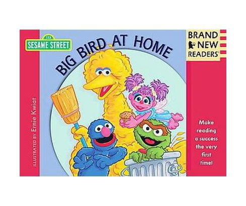 Big Bird at Home (School And Library) - image 1 of 1