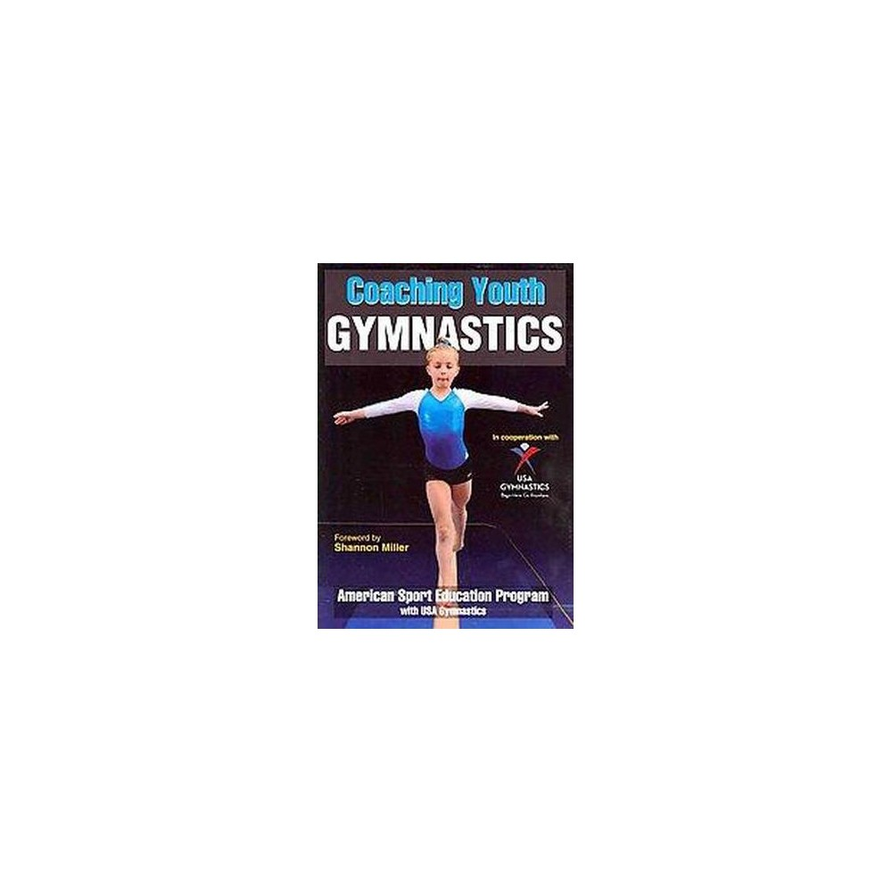 Coaching Youth Gymnastics (Paperback)