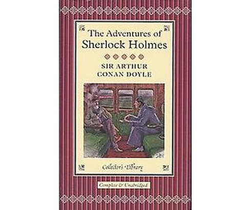 Adventures of Sherlock Holmes (New) (Hardcover) (Sir Arthur Conan Doyle) - image 1 of 1