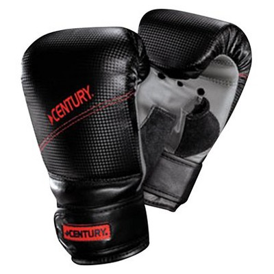 Century Oversized Bag Glove With Diamond Tech - Black/ Red