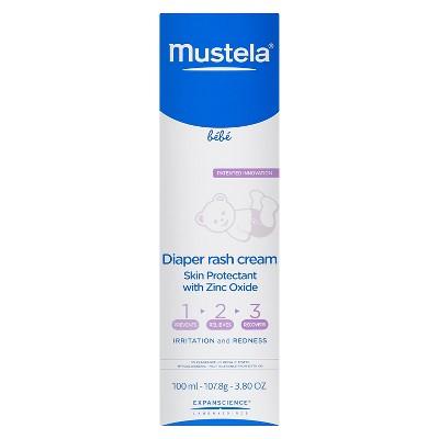 Mustela Diaper Rash Cream 3.8oz