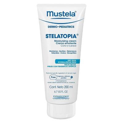 Mustela Stelatopia Moisturizing Cream - 6.7 oz.