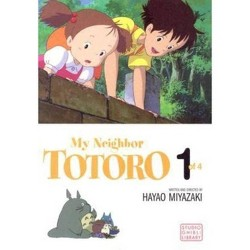 My Neighbor Totoro 1 (Paperback) (Hayao Miyazaki)