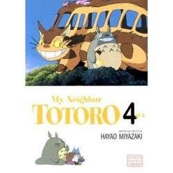 My Neighbor Totoro 4 (Paperback) (Hayao Miyazaki & Cindy Davis Hewitt & Donald H. Hewitt)
