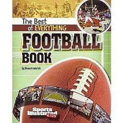 Best of Everything Football Book (Paperback) (Shane Frederick)