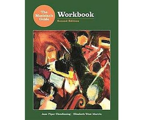 Musician's Guide to Theory and Analysis (Workbook / Student) (Paperback) (Jane Piper Clendinning & - image 1 of 1