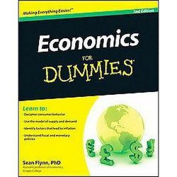 Economics for Dummies (Paperback) (Sean Flynn)