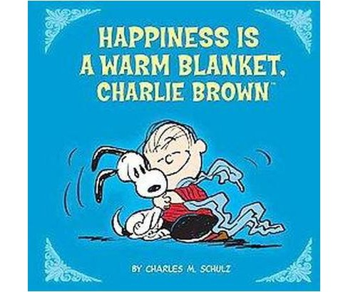 Happiness Is a Warm Blanket, Charlie Brown (Media Tie-In) (Hardcover) (Charles M. Schulz) - image 1 of 1