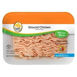 Gold'n Plump® 90/10 Ground Chicken 16 oz