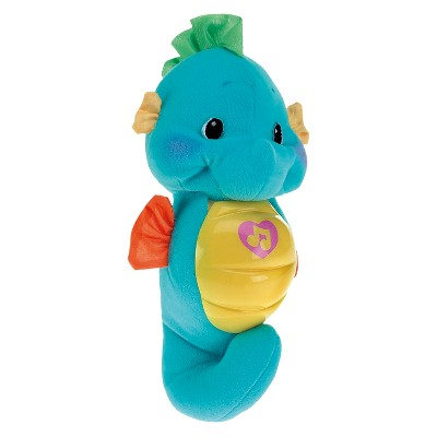 Fisher-Price® Ocean Wonders Soothe and Glow Seahorse - Blue