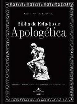 Biblia de Estudio de Apologetica (Hardcover)