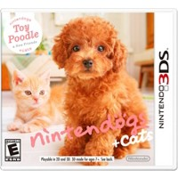 Nintendogs Cats: Toy Poodle & New Friends Video Game