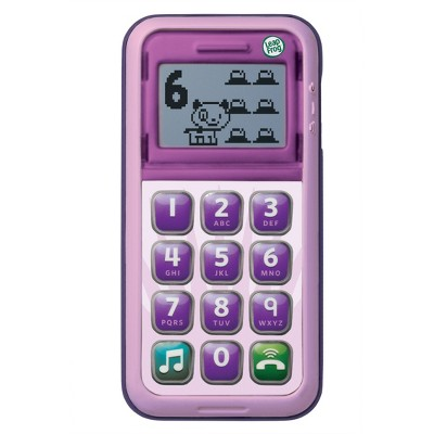 LeapFrog® Chat & ct Cell Phone - Violet
