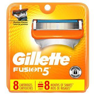 Gillette Fusion5 Men's Razor Blade Refills - 8ct