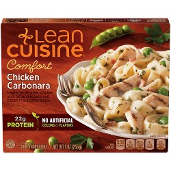 Lean Cuisine Cafe Cuisine Chicken Carbonara 9 oz