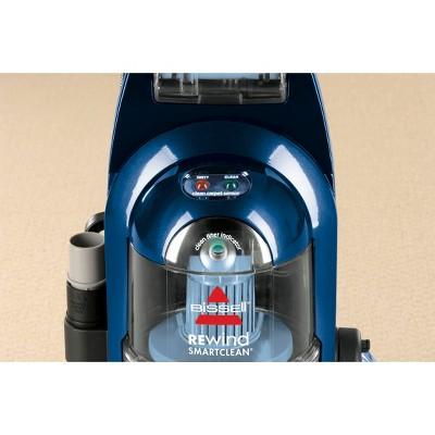 bissell rewind smartclean vacuum blue 58f83