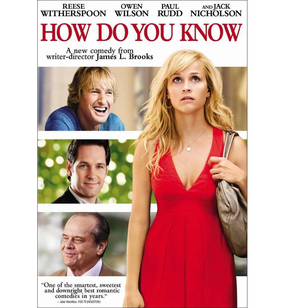 How Do You Know (dvd_video)