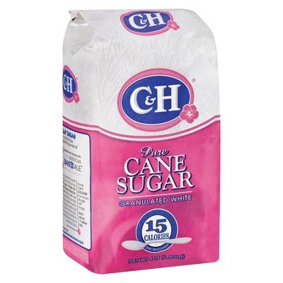C & H Pure Cane Sugar 4 lb
