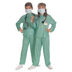 Kid's Doctor Er Child Costume - Medium