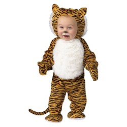 Baby/Toddler Cuddly Tiger Costume
