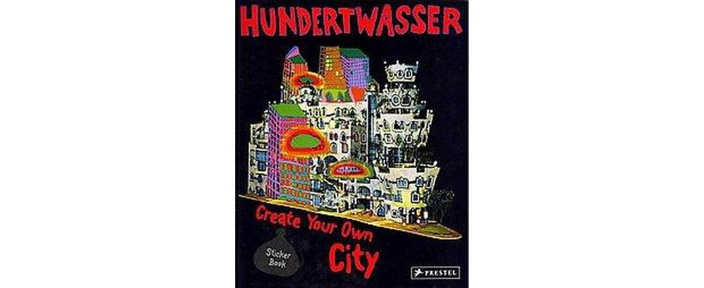 Hundertwasser Create Your Own City (Paperback)