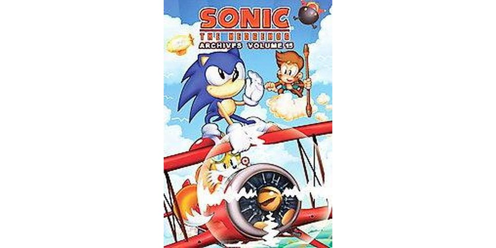 Sonic the Hedgehog Archives 15 (Paperback)