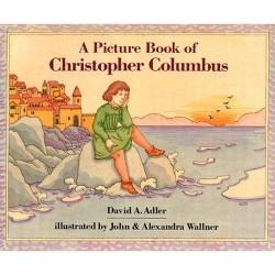 Picture Book of Christopher Columbus (Reprint) (Paperback) (David A. Adler & John C. Wallner)