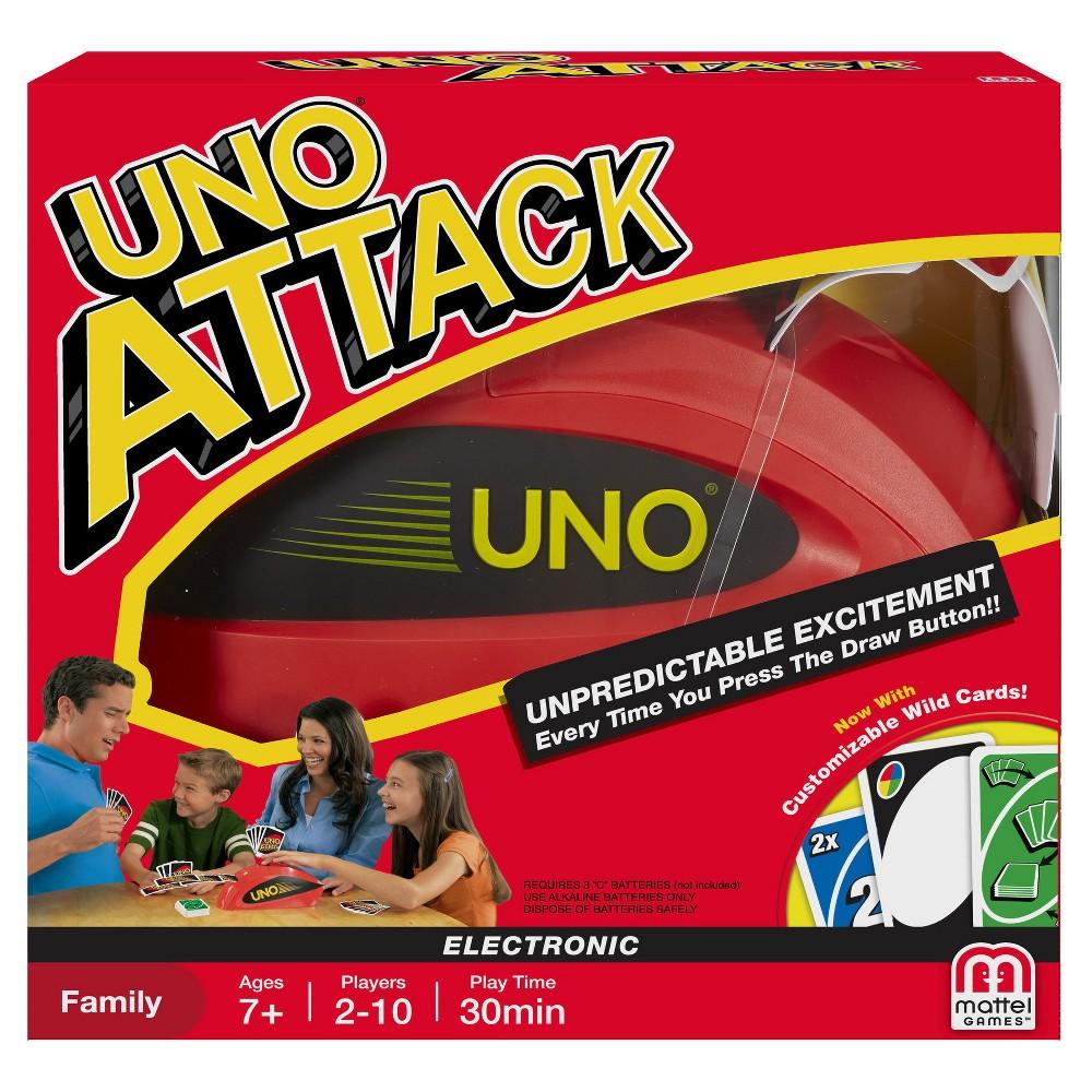 Uno Attack