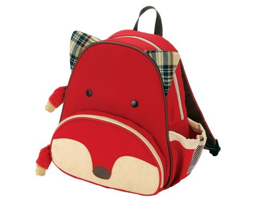 Skip Hop Zoo Little Kids & Toddler Backpack, Fox : Target