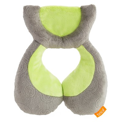 Brica Koosh'n Infant Neck and Head Support - Green/Gray