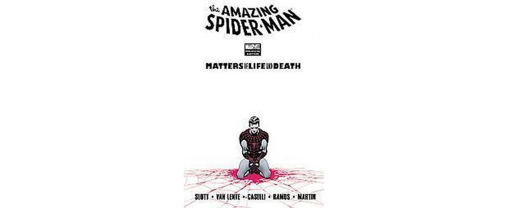 Spider-man : Matters of Life and Death (Hardcover) (Dan Slott)