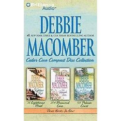 Debbie Macomber Cedar Cove CD Collection (Abridged) (Compact Disc)