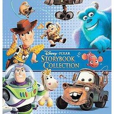 Disney Pixar Storybook Collection (School And Library)