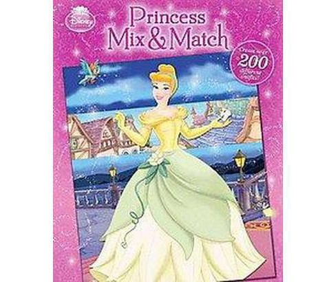 Princess Mix & Match (School And Library) - image 1 of 1