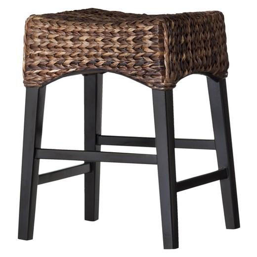 "Kitchen Stools Target Store: Andres Hardwood Saddle Seat 23"" Counter Stool"