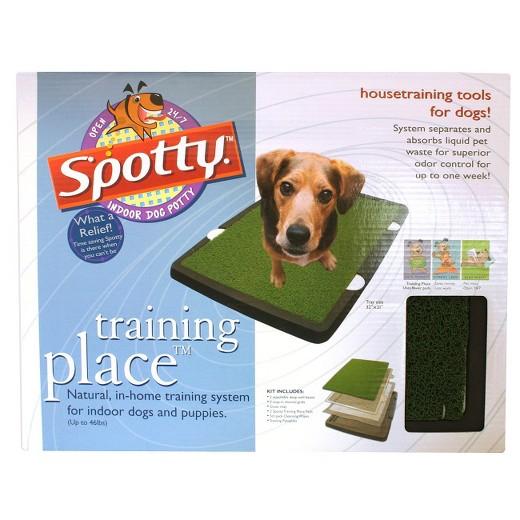 Spotty Indoor Dog Potty : Target